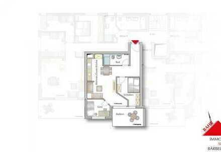 3-Zimmer-Single-Wohnung: klein, fein, mein!