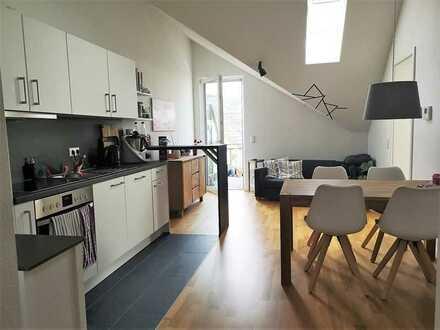 Topmoderne, gemütliche 3-Zimmer-Wohnung mit Balkon in Bingen