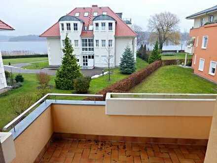 Exklusive 3-Zimmer-Wohnung mit Seeblick
