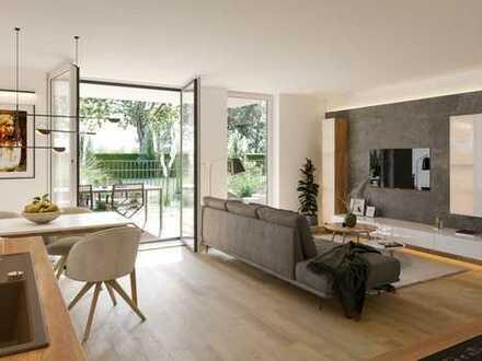 ** Ein Haus im Haus | modernes Familiendomizil mit Dachterrassen **