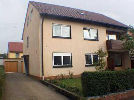 4 Zimmer EG-Wohnung in Dornstadt bei Ulm