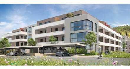 Exklusive Penthouse-Wohnung im Betreuten Wohnen am Riedbrunnen