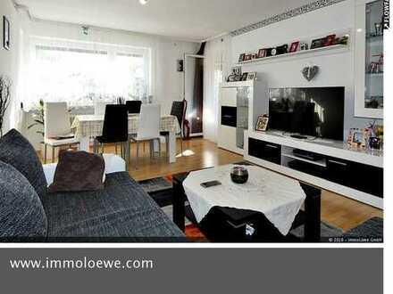 *CHARMANT & SONNIG* Gemütliche 3 Zimmer Etagenwohnung mit Loggia und Außenstellplatz