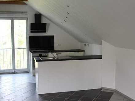 Großes, möbliertes 1 Zimmer-Apartment mit neuer Küchenzeile, Waschmaschine und eigenem Bad