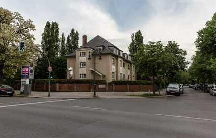 HOMESK - Repräsentatives 30er Jahre Anwesen in Westend