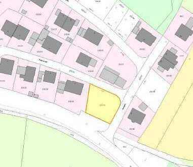 Reserviert! Baugrundstück in Rapperzell - Nähe Aichach zu verkaufen