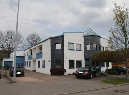 Großzügige Büroräume mit Lagerhalle in attraktiver Lage im Gewerbegebiet...
