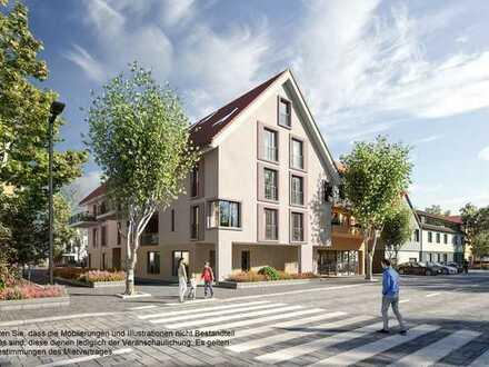 ++ Highlight: Stilvolle Neubauwohnung mit Parkettboden, Fußbodenheizung und Dachterrasse ++