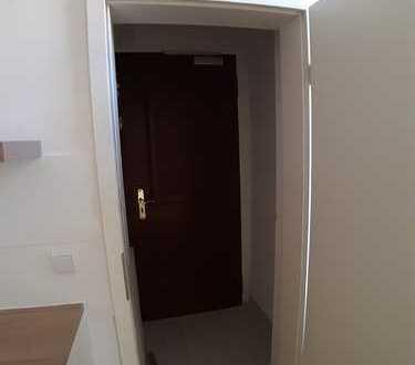 2-Zimmer-Studentenwohnung mit Terrasse