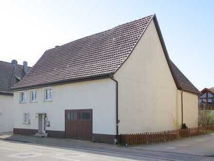 Sanierungsbedürftiges Haus mit Ausbaupotenzial