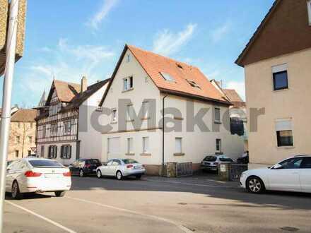 Großzügige Maisonettewohnung in familienfreundlicher Lage in Heilbronn-Böckingen
