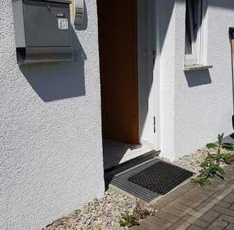 Gepflegte Wohnung mit vier Zimmern sowie Balkon und Einbauküche in Bodelshausen