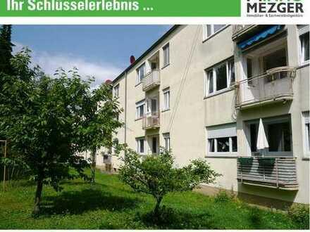 ++ Familienfreundliches Zuhause mit Balkon und viel Grün ums Haus ++