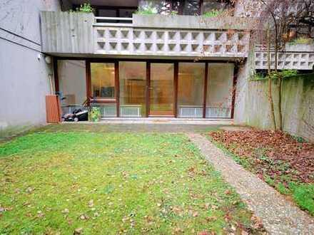 Kompfortable Citywohnung mit Garten, Aufzug und Garage
