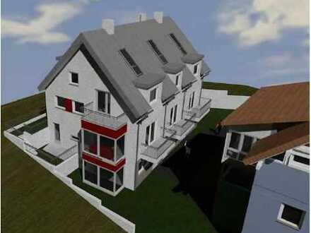 KNIPFER IMMOBILIEN - Grundstück mit Baugenehmigung für 3 Reihenhäuser in Uhldingen-Mühlhofen