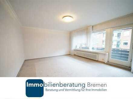 Eigentumswohnung mit Potential in der Neustadt