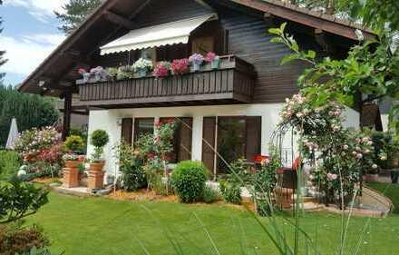Freistehendes Einfamilienhaus im bayrischen Landhausstil in Berlin-Frohnau