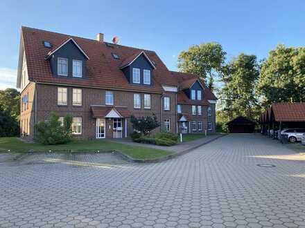 Vollständig renovierte 4-Zimmer-Maisonette-Wohnung mit Balkon und EBK in Wittenburg