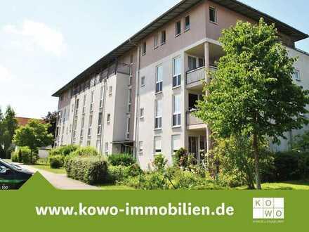 Schöne 2-Zimmer-Wohnung in kleiner Siedlung in Taucha