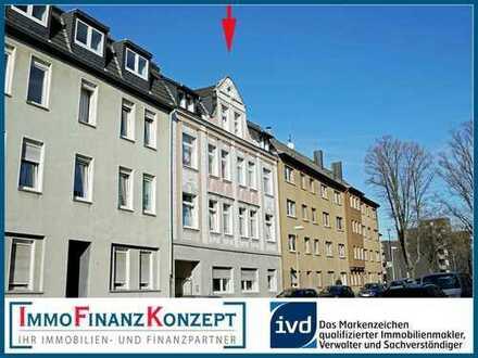 Saniertes Jugendstil Mehrfamilienhaus in Gelsenkirchen Schalke