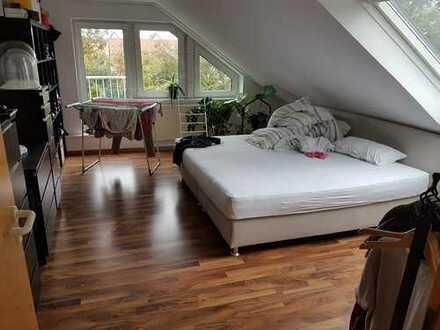 Modernisierte 3-Zimmer-DG-Wohnung mit Einbauküche in Frankenthal (Pfalz)
