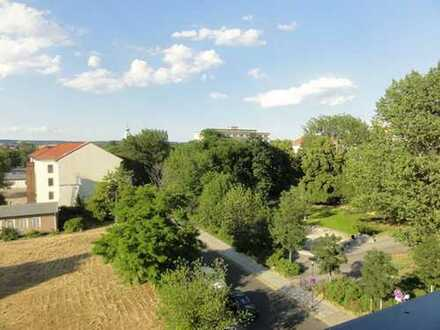 Erstbezug! - Perfekt geschnittene und helle 4-Zimmer-Familienwohnung mit Blick zum Park!