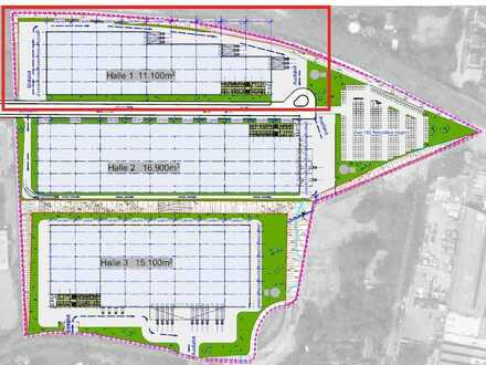 PROVISIONSFREI Projektentwicklung an etabliertem Logistikstandort