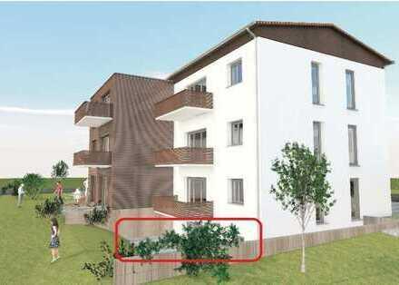 schöne, barrierefreie 2 Zimmer Wohnung, Bahnhofstraße 5, SuRo NEUBAU / ERSTBEZUG - KfW 55