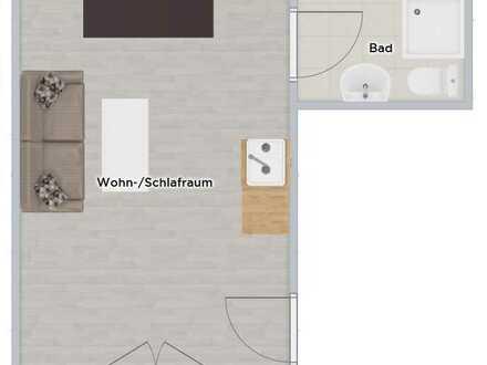 1-Zimmerwohnung zu vermieten!