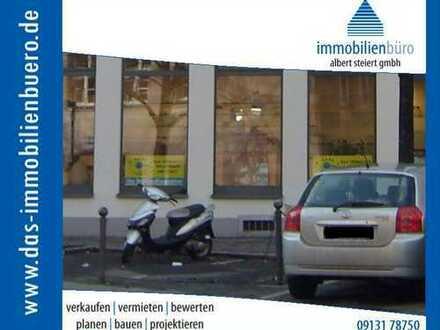 Attraktive Ladenfläche mit Klimaanlage