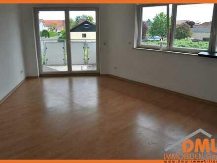 Schöne und ruhig gelegene 3-Zimmerwohnung mit Balkon inkl. PKW-Stlpltz