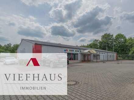 Einzelhandelsfläche an der B290 in Bad Mergentheim