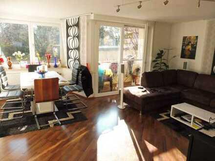 Zentral gelegene seenahe 4-Zimmer Wohnung mit Bergblick in Lindau
