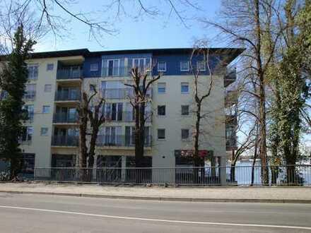 Bild_SOFORTANMIETUNG, schöne 3 Zimmer-Wohnung am Wasser im Ortskern