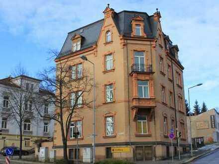 Großzügige Eigentumswohnung in Plauen mit Erker!