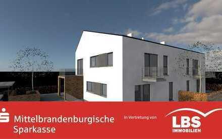 Erstbezug Maisonettewohnung in Oranienburg