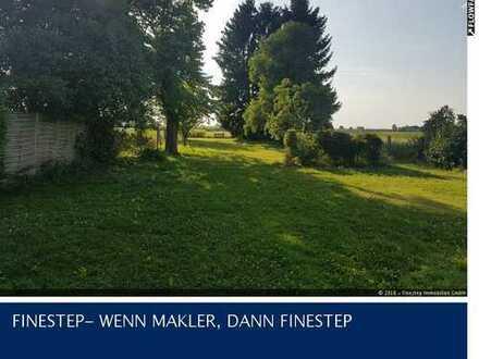 Traumhaftes Grundstück in idyllischer Lage nur 30 min von München entfernt