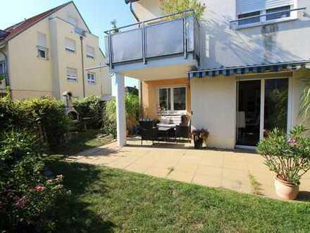 Familienfreund! Vermietete Eigentumswohnung mit Gartenanteil