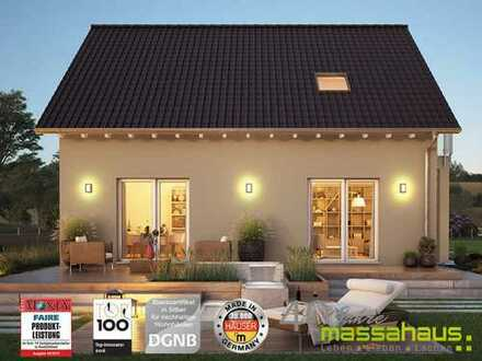 Traumhaus mit einzigartiger Baulücke in Dresden Helfenberg.