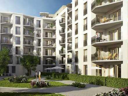 Ein großes Raumspektrum für individuelles Wohnen! 4-Zi.-Erdgeschosswohnung auf ca. 115 m² mit Garten