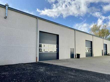 BONN BEUEL PÜTZCHEN!  1/2 Lagerhalle / 900 m² (30mx30mx6m) Lagerfläche