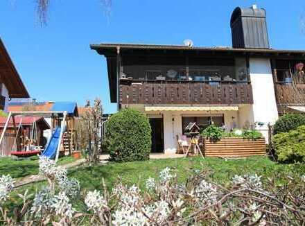 Gemütliche Maisonettewohnung in schöner Lage von Penzberg