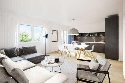 EXKLUSIV Bestlage 3 Zimmer mit großem Balkon - ruhig und zentral