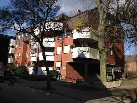Helle und gemütliche 2 Zimmer Wohnung mit Sonnenbalkon