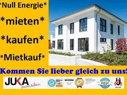 **Mietkauf ab 680,- **, NULL ENERGIE HAUS inkl. el. Rollo***.