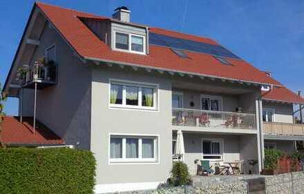 Schöne Wohnung - 1. Obergeschoss mit Balkon