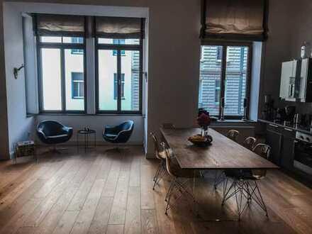 Gehobene 2-Zimmer Altbau Wohnung mit Loftcharakter im Rathenauviertel
