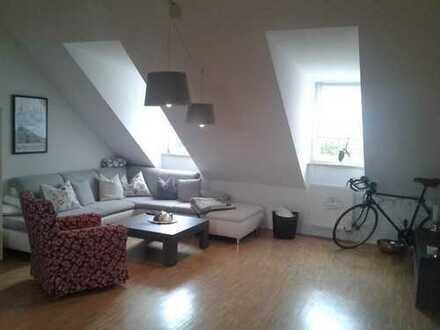 neuwertige 3-Zimmer Studiowohnung mit eigenem Gartenanteil