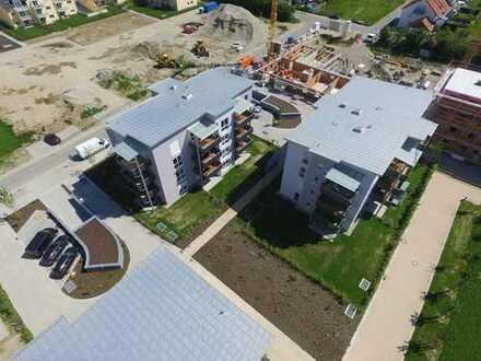 ... neuwertige Maisonette - Wohnung im EG mit 12m² Süd-Terrasse - moderne Ausstattung...