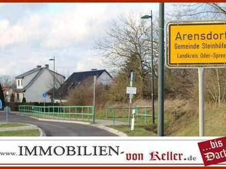 """Ehemaliger """"Dreiseitenhof"""" mit Potenzial direkt an der Hauptstraße B 5"""